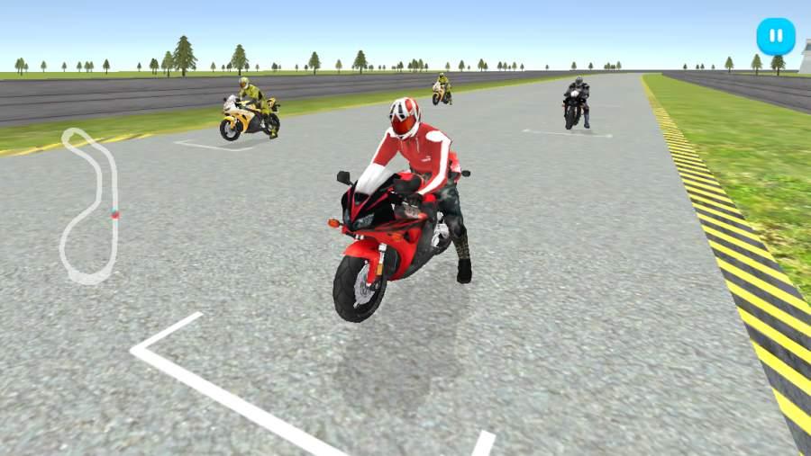 VR竞速摩托3d截图2