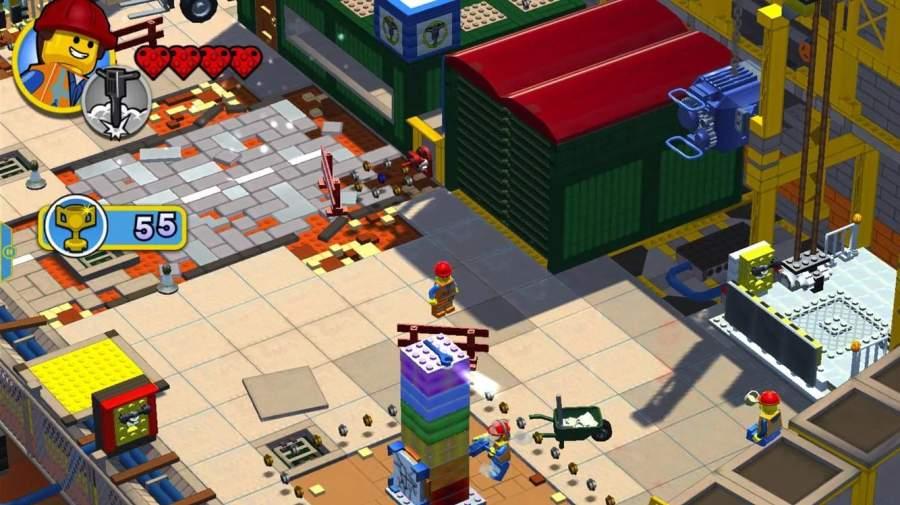LEGO电影视频游戏截图2