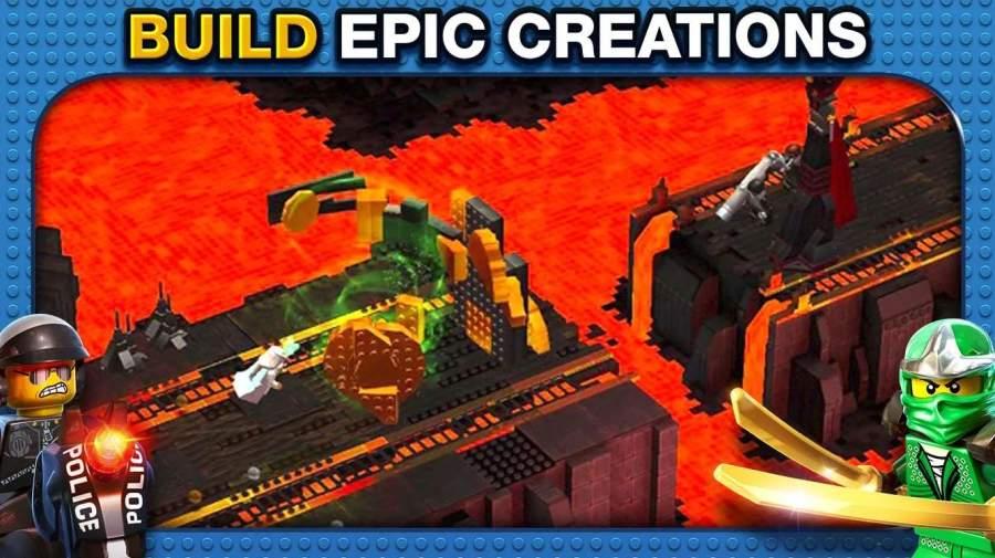 LEGO电影视频游戏截图4