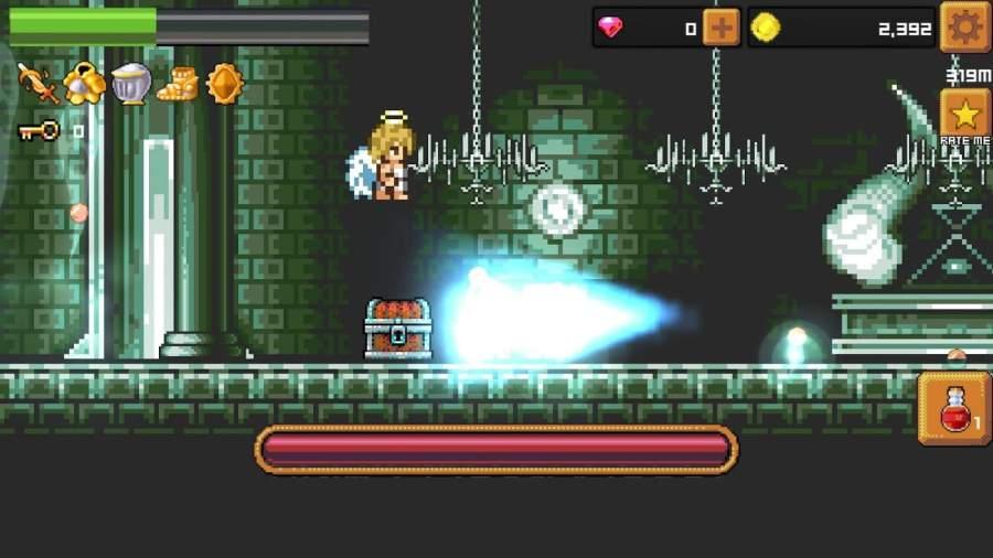点击骑士和黑暗城堡截图3