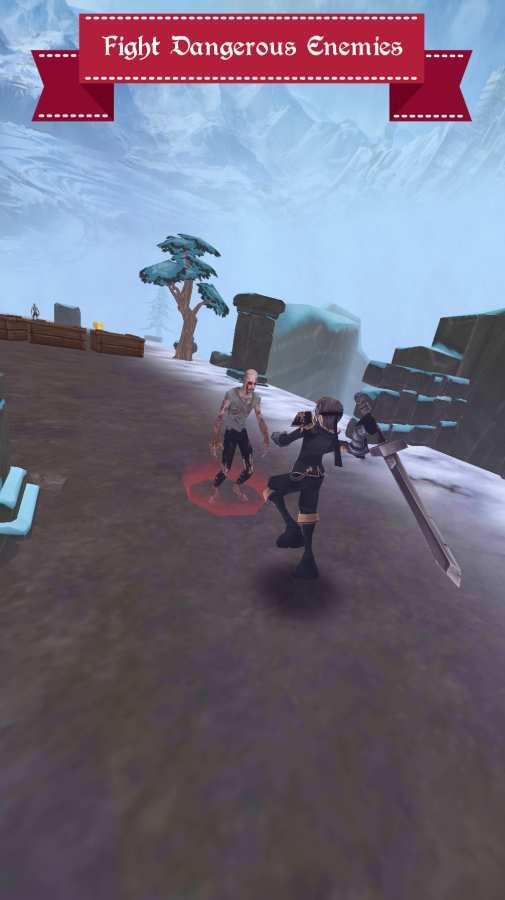 剑刃冒险截图3