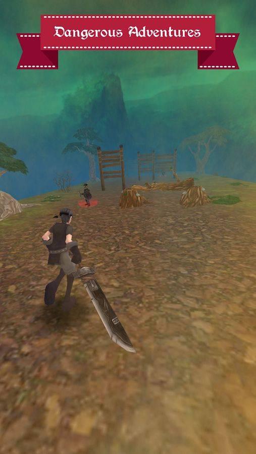 剑刃冒险截图1
