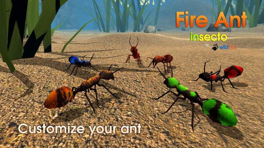 火蚁模拟器