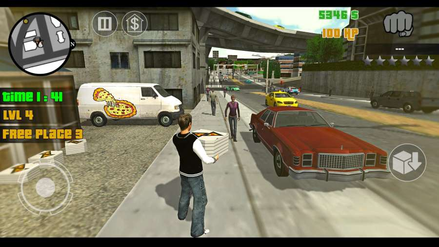 犯罪冲突:疯狂的圣安地列斯截图2