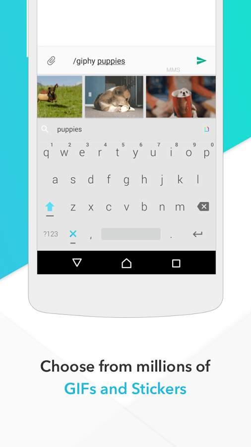 Slash输入法:Android 键盘截图1