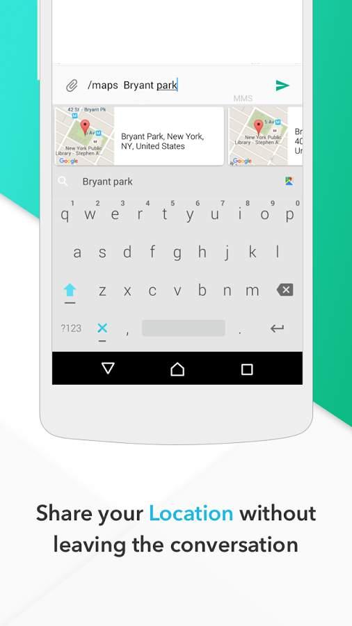 Slash输入法:Android 键盘截图2