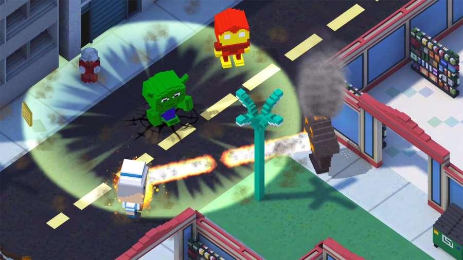 方块战役:战争英雄截图3