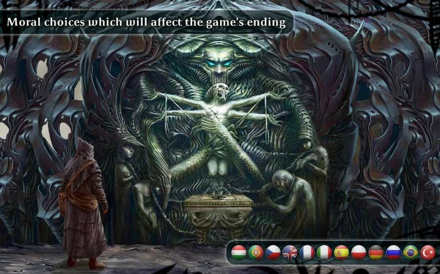 迷幻追踪:黑暗之伤截图0