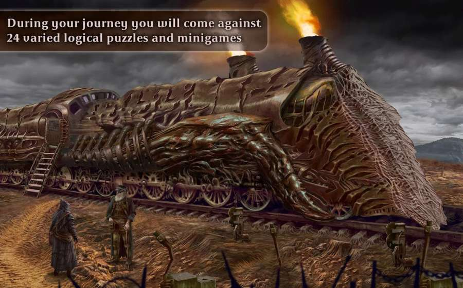 迷幻追踪:黑暗之伤截图2