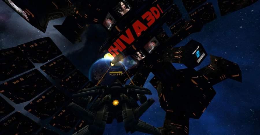 银河虚拟现实游戏
