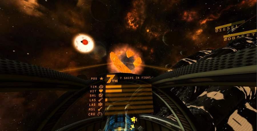 银河虚拟现实游戏截图1