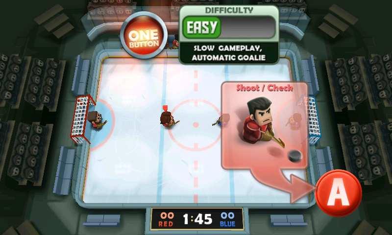 愤怒冰球截图2