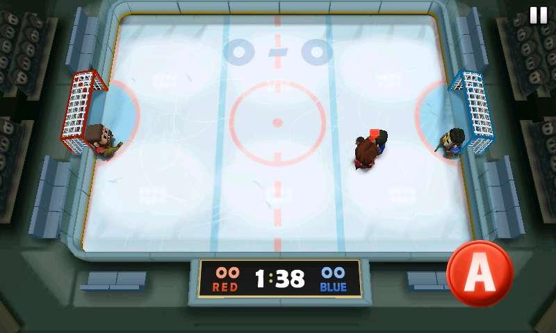 愤怒冰球截图3