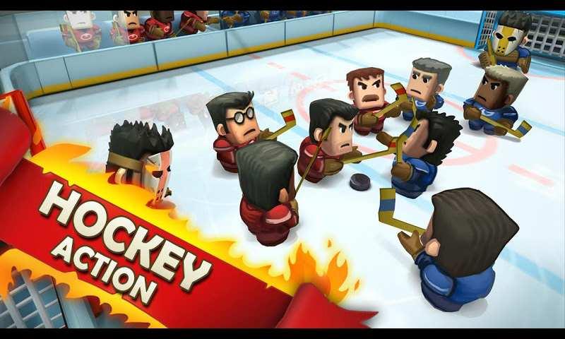 愤怒冰球截图4