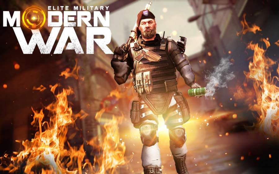 战争精英:现代战争截图0