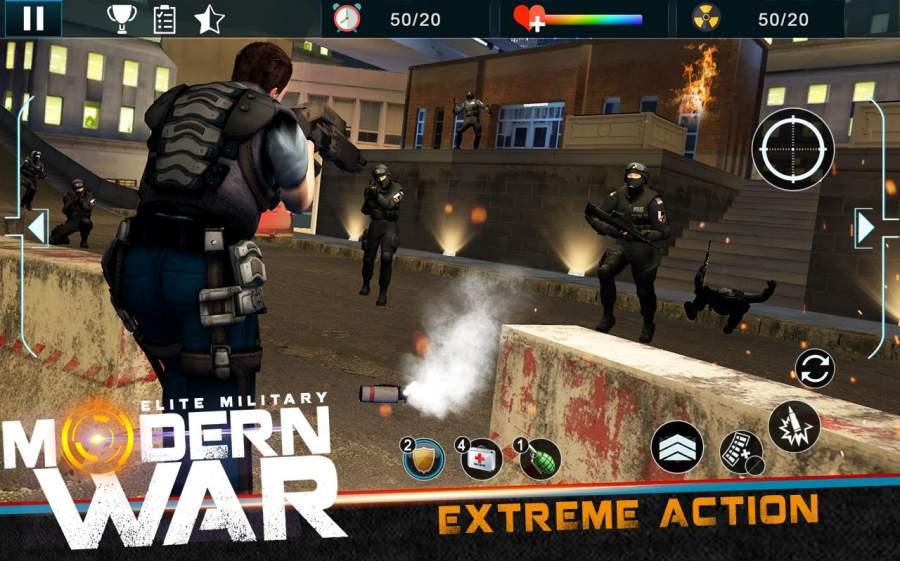 战争精英:现代战争截图4