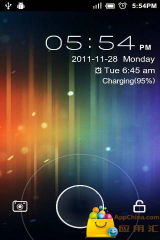 GO锁屏安卓4.0主题