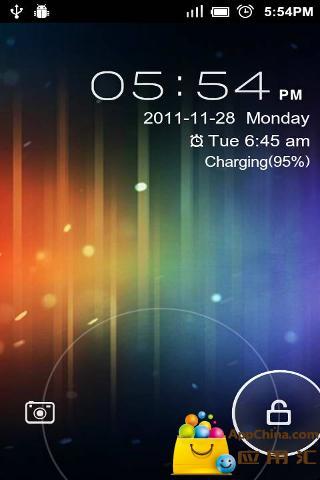 玩工具App|GO锁屏安卓4.0主题免費|APP試玩