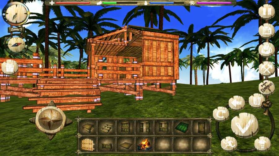 生存岛:创造模式截图1