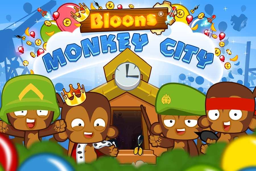 猴子小镇截图3