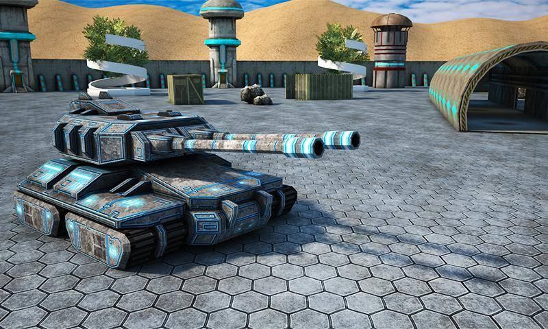 坦克未来部队2050截图1