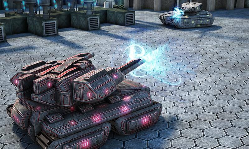 坦克未来部队2050截图3