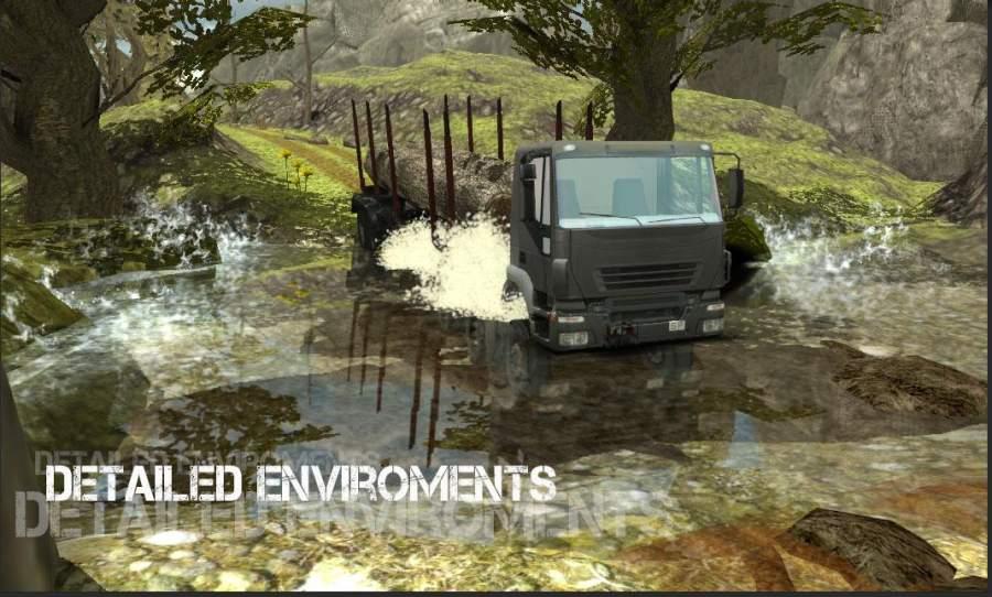 卡车模拟:越野 Truck Simulator :