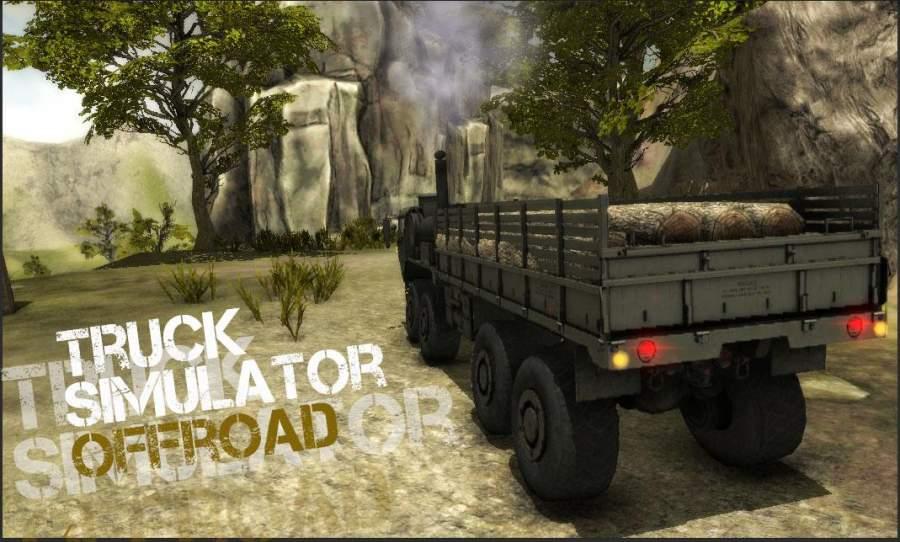 卡车模拟:越野 Truck Simulator :截图3