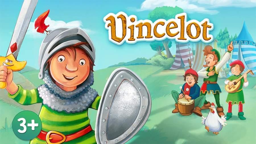 Vincelot:骑士冒险截图0