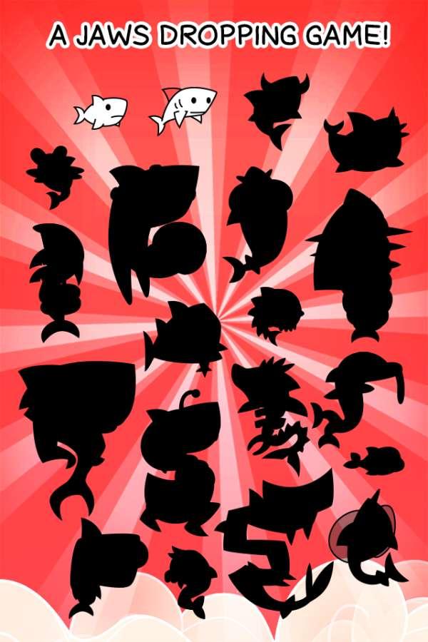 鲨鱼进化-点击游戏截图2