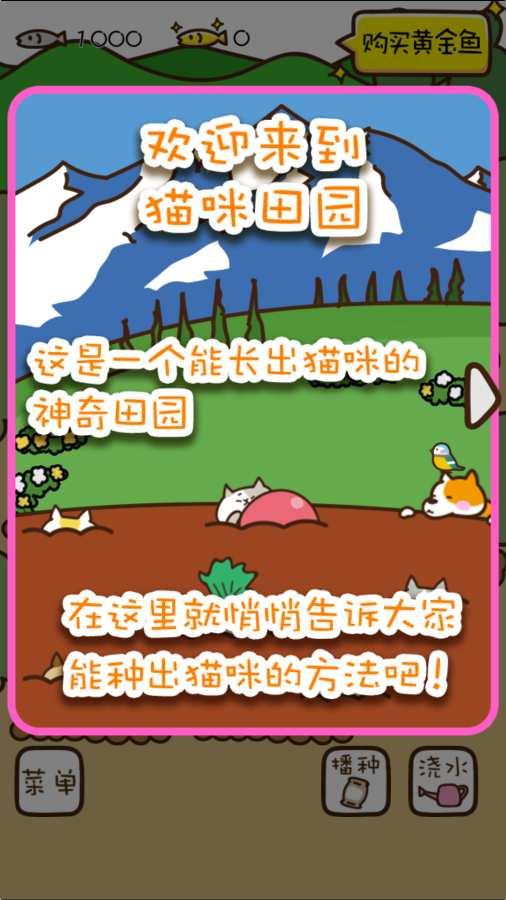 猫咪田园 中文版截图2
