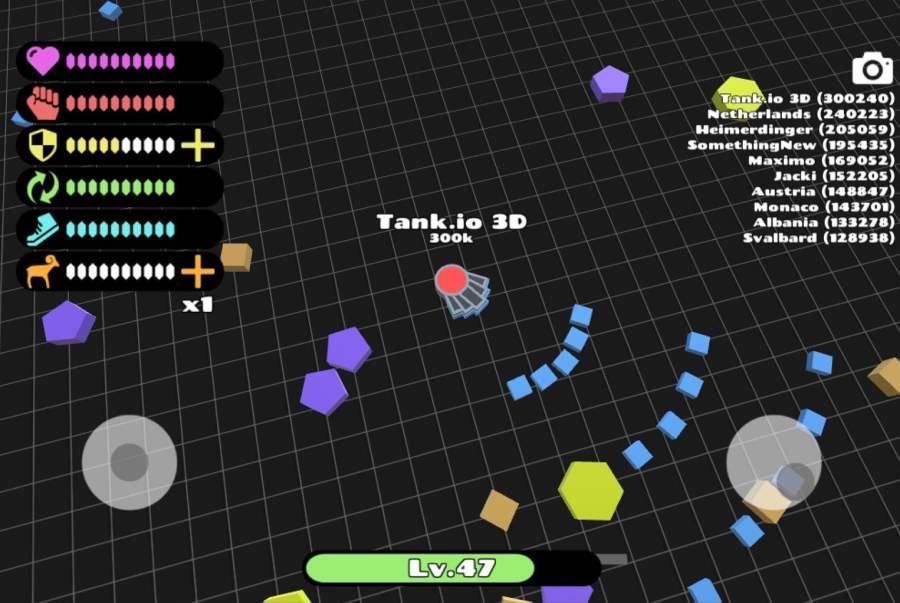 3D坦克大作战截图1