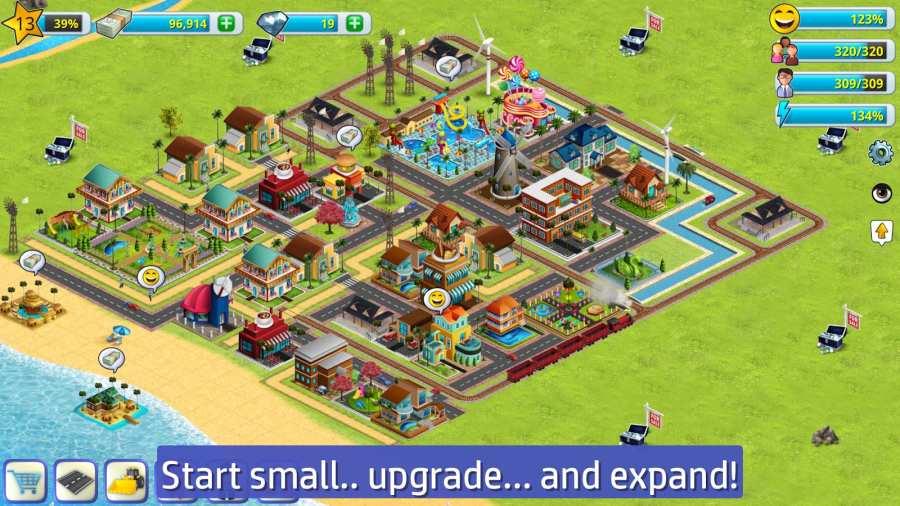 模拟岛屿城市建设2截图2