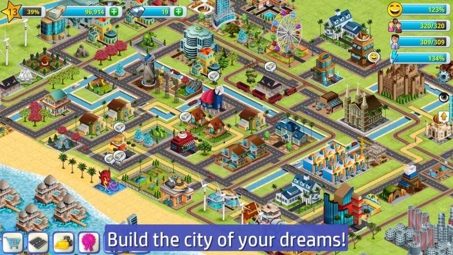 模拟岛屿城市建设2截图3