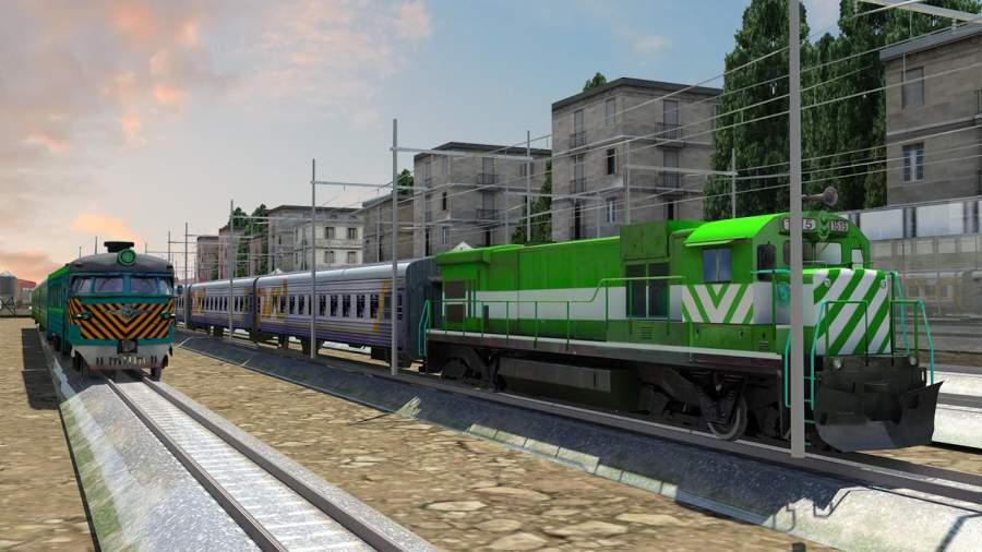 模拟火车2016截图0
