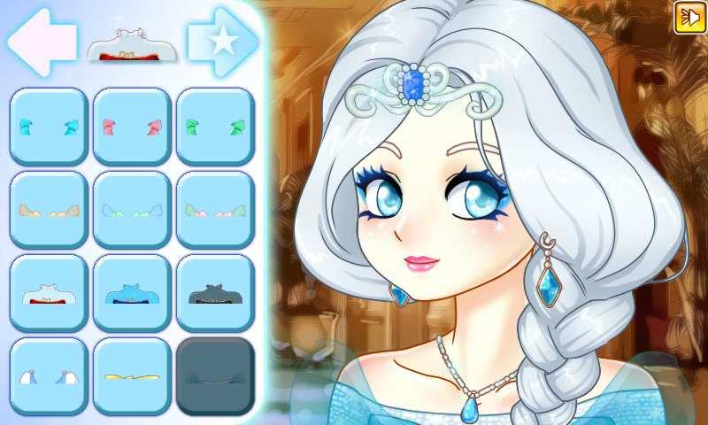 Princess Makeup截图4