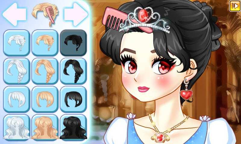 Princess Makeup截图5