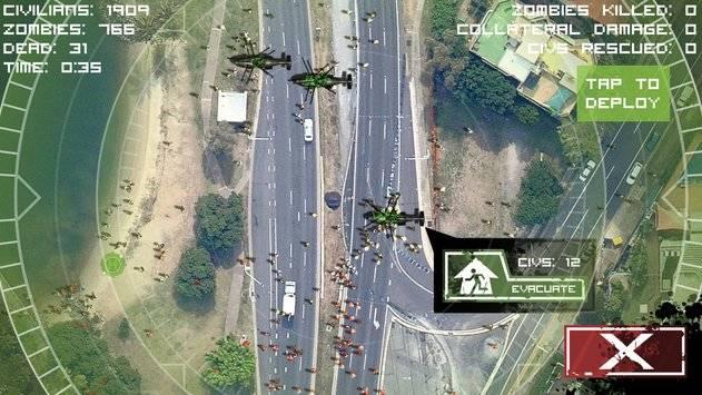 僵尸围城模拟器截图2