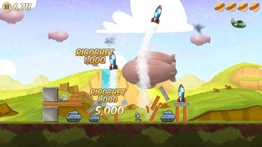 香肠轰炸机截图2