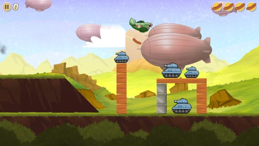 香肠轰炸机截图3