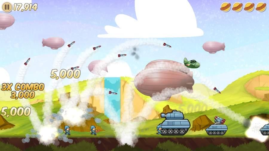 香肠轰炸机截图4