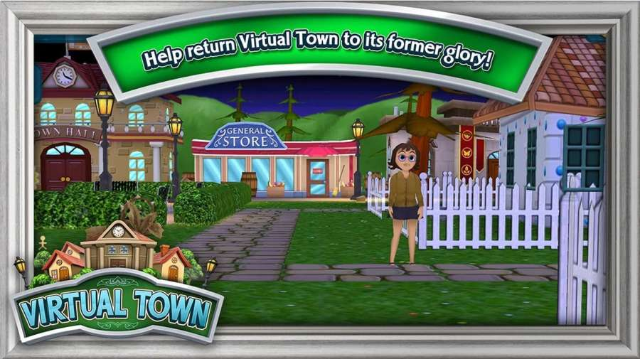 虚拟小镇截图1
