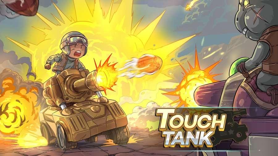 触摸坦克截图2