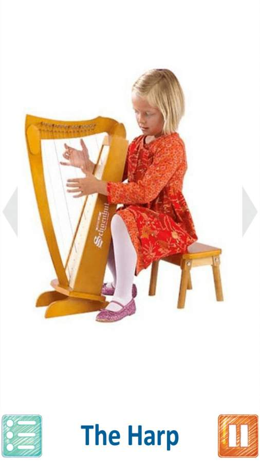 教你的孩子乐器截图2