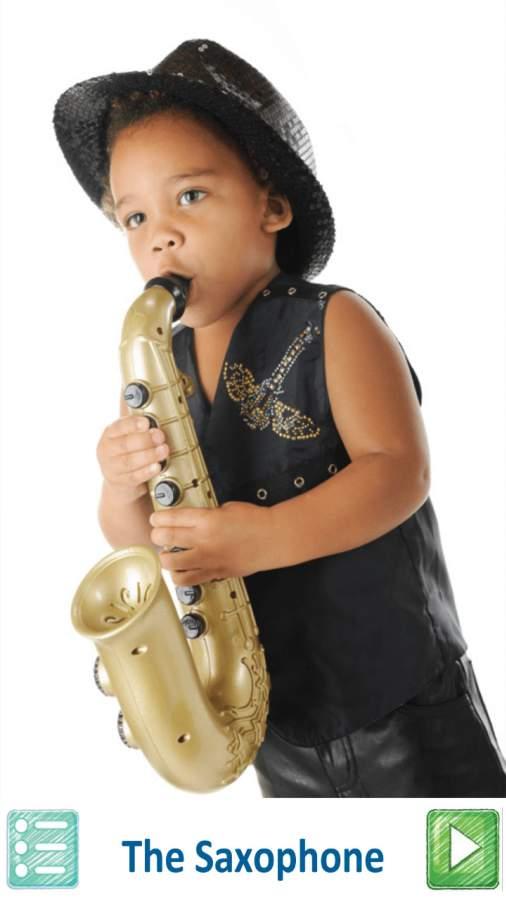 教你的孩子乐器截图4