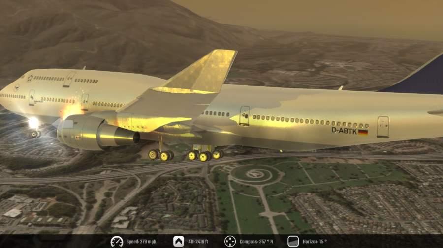 飞行模拟器2K16截图1
