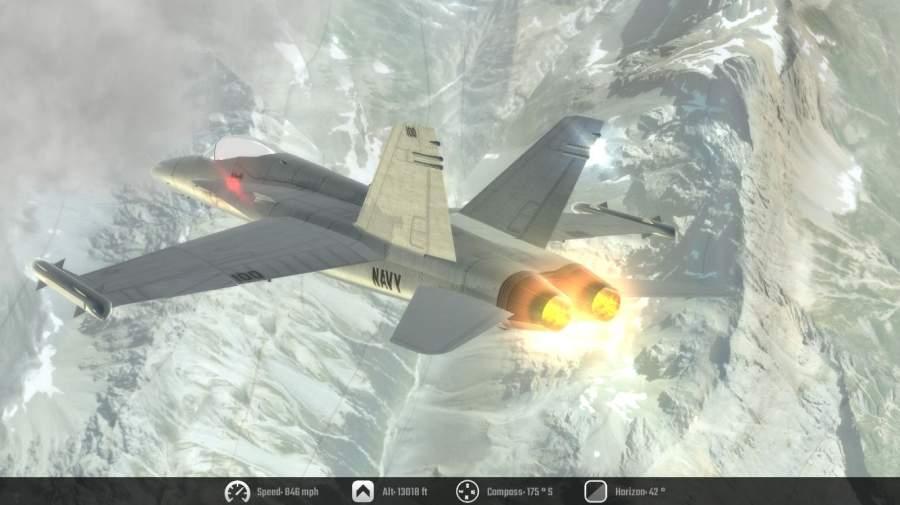 飞行模拟器2K16截图2