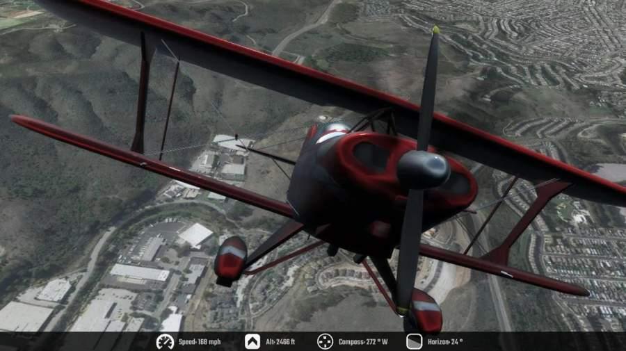 飞行模拟器2K16截图3