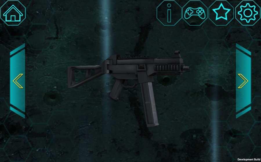 武器摄像头3D 2 枪 模拟器截图4