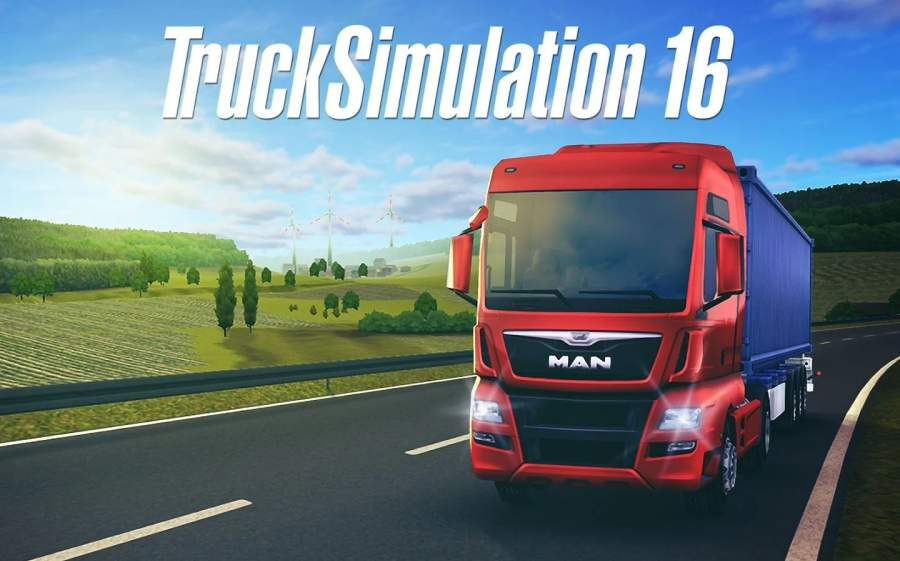 模拟卡车16截图4